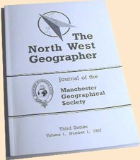 Cover of The North West Geographer
