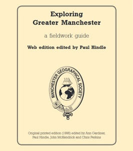 Cover of Exploring Greater Manchester