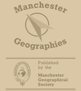 Cover of  Manchester Geographies