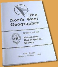 Cover of North West Geographer
